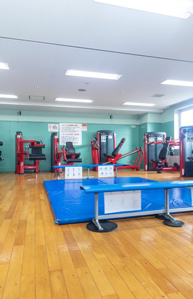 TRAINING ROOM トレーニングルーム