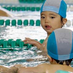 子ども水泳教室